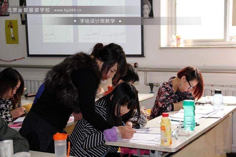 北京哪里有样衣师培训班