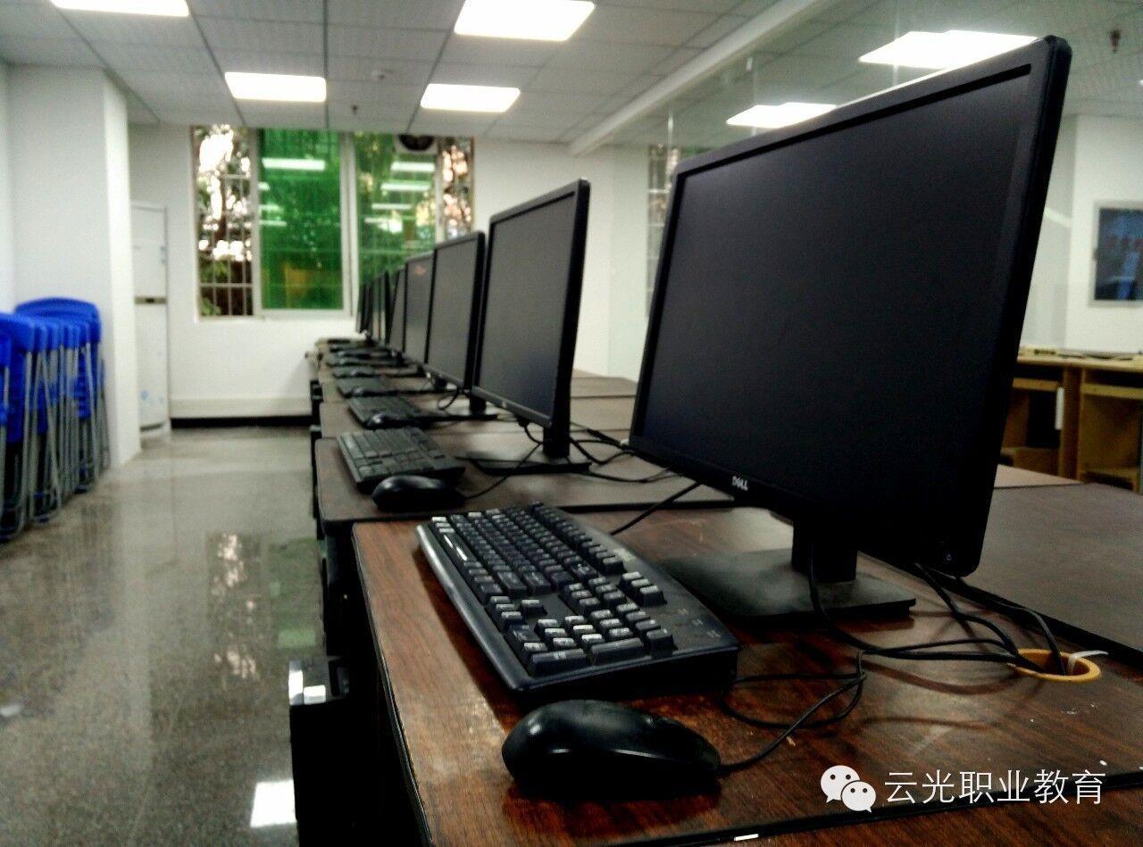培训机构 电脑与it 设计师 平面设计师 厦门市云光计算机职业培训学校