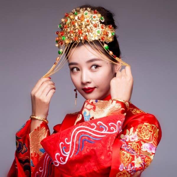 18,韩式新娘  19,短发新娘  20,复古新娘  21,森系新娘  22,中式新娘
