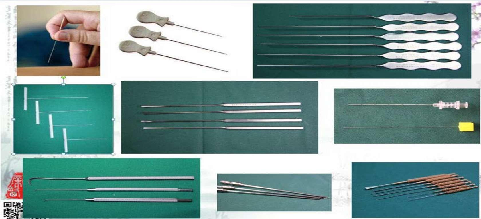 (针刀、骨减压针、拨针、椎间盘针)临床精细实用解剖高级研修班