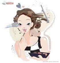 学习化妆的几个方法