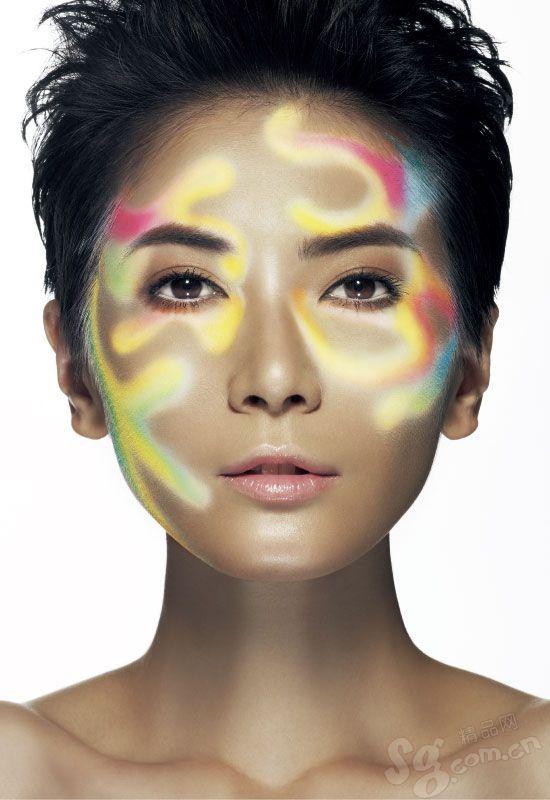 国际高级彩妆造型大师培训班