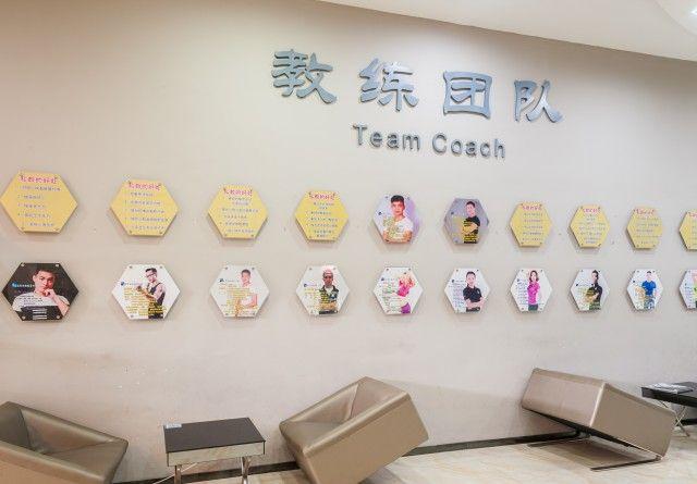 江门竞界健身俱乐部