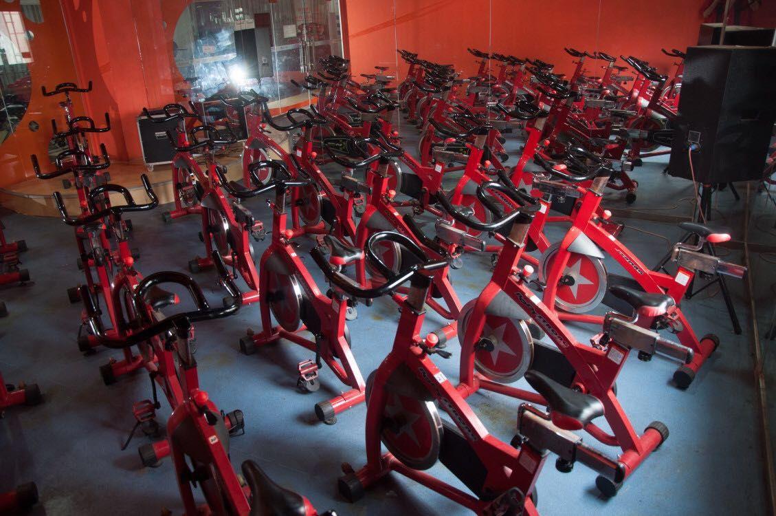 长沙美力方健身培训学院