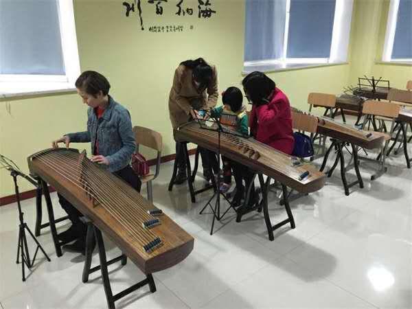 昆山翰林文化艺术培训中心