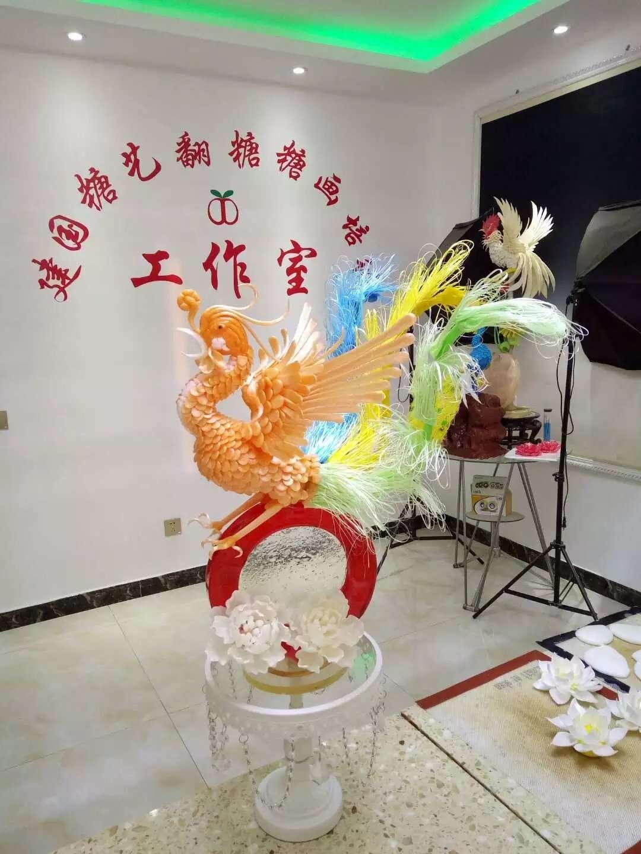 糖艺龙虾步骤图