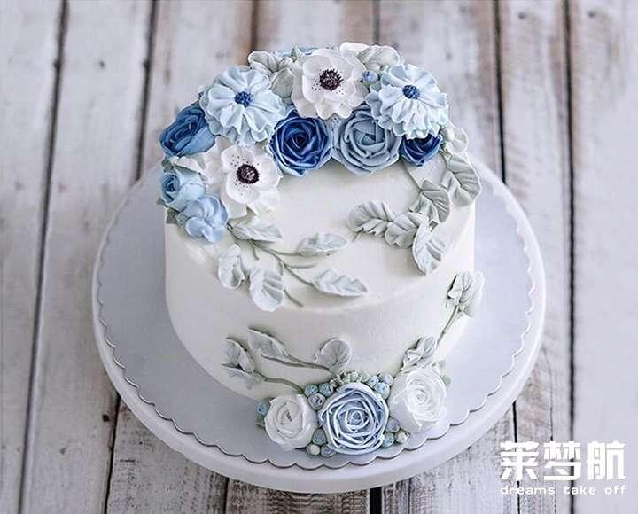 莱梦航蛋糕培训