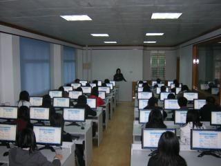 泉州惠信会计学校 惠信会计教室
