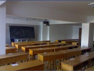 甘肃联大职业培训学校大教室