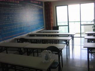 甘肃联大职业培训学校小班教室