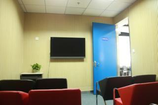 扬州沃的英语培训中心 VIP教室