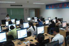 南京万和IT培训中心上课氛围