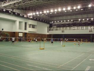 北京球行天下俱乐部 训练场地