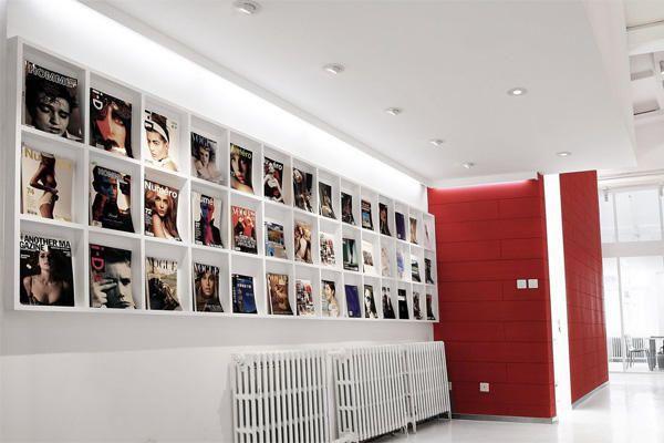青岛曼雅娜化妆培训学校 照片墙