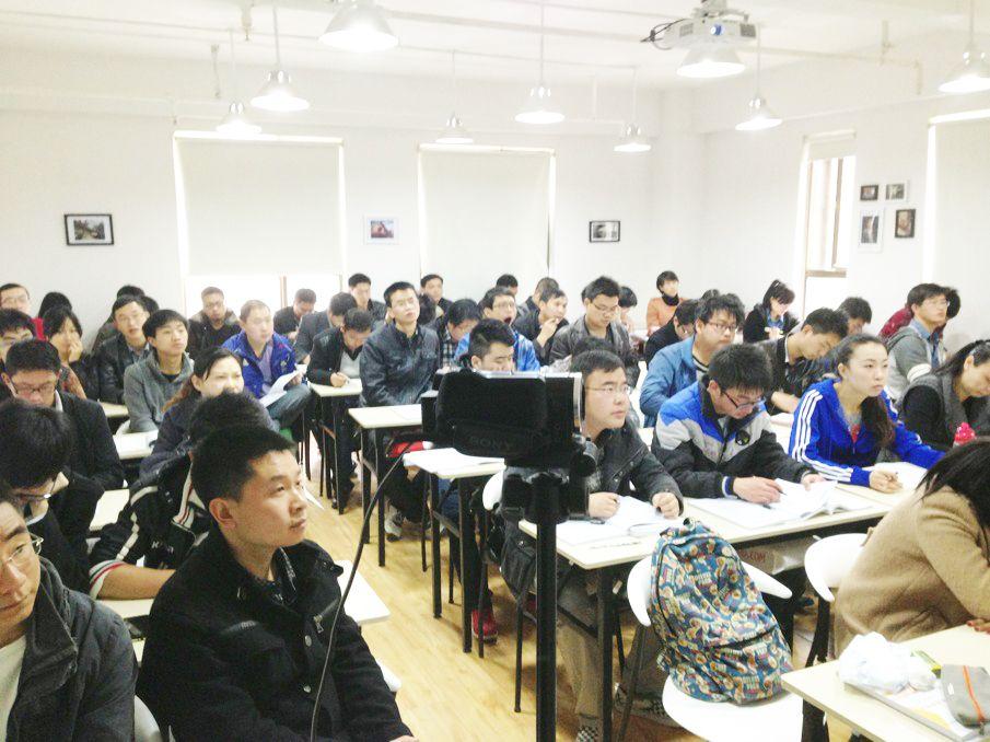 贵州中建尚学教育上课照片2