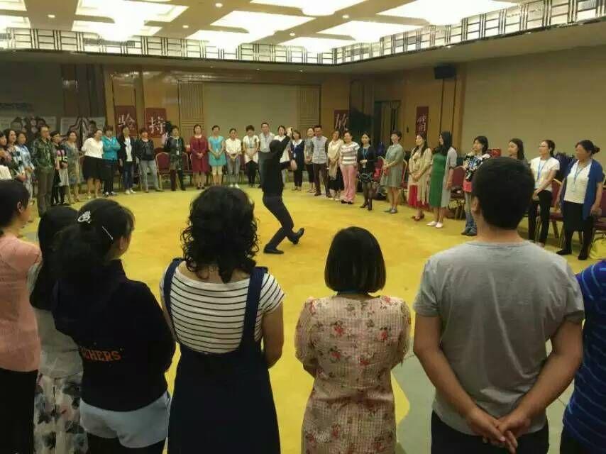北京华夏思源心理学教育培训 游戏时间