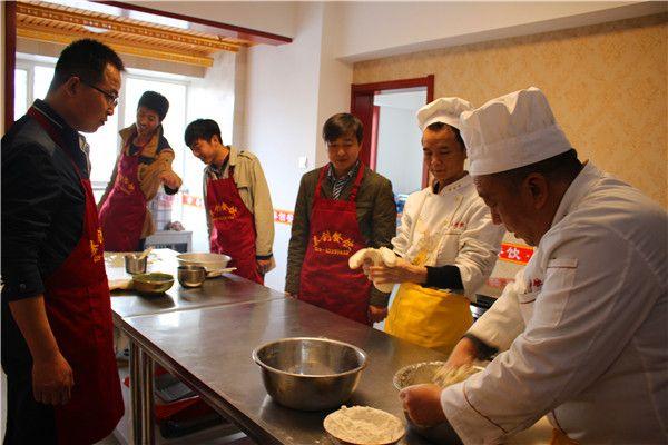 酸菜烤鱼培训