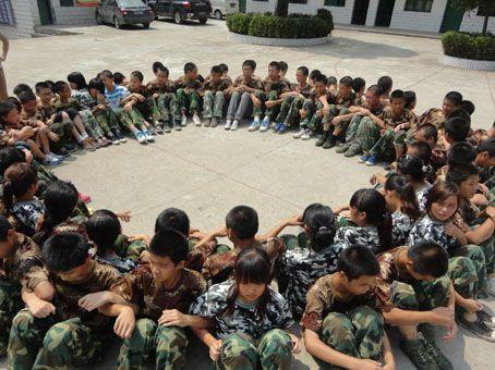 湖南长沙仰志青少年学校