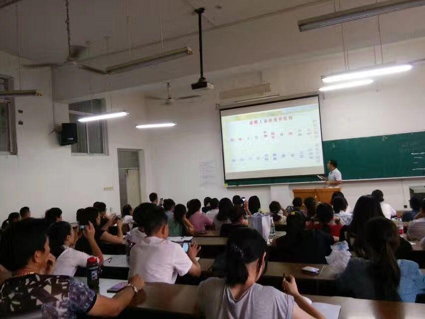 学习中医经络养生去湖北中医药大学