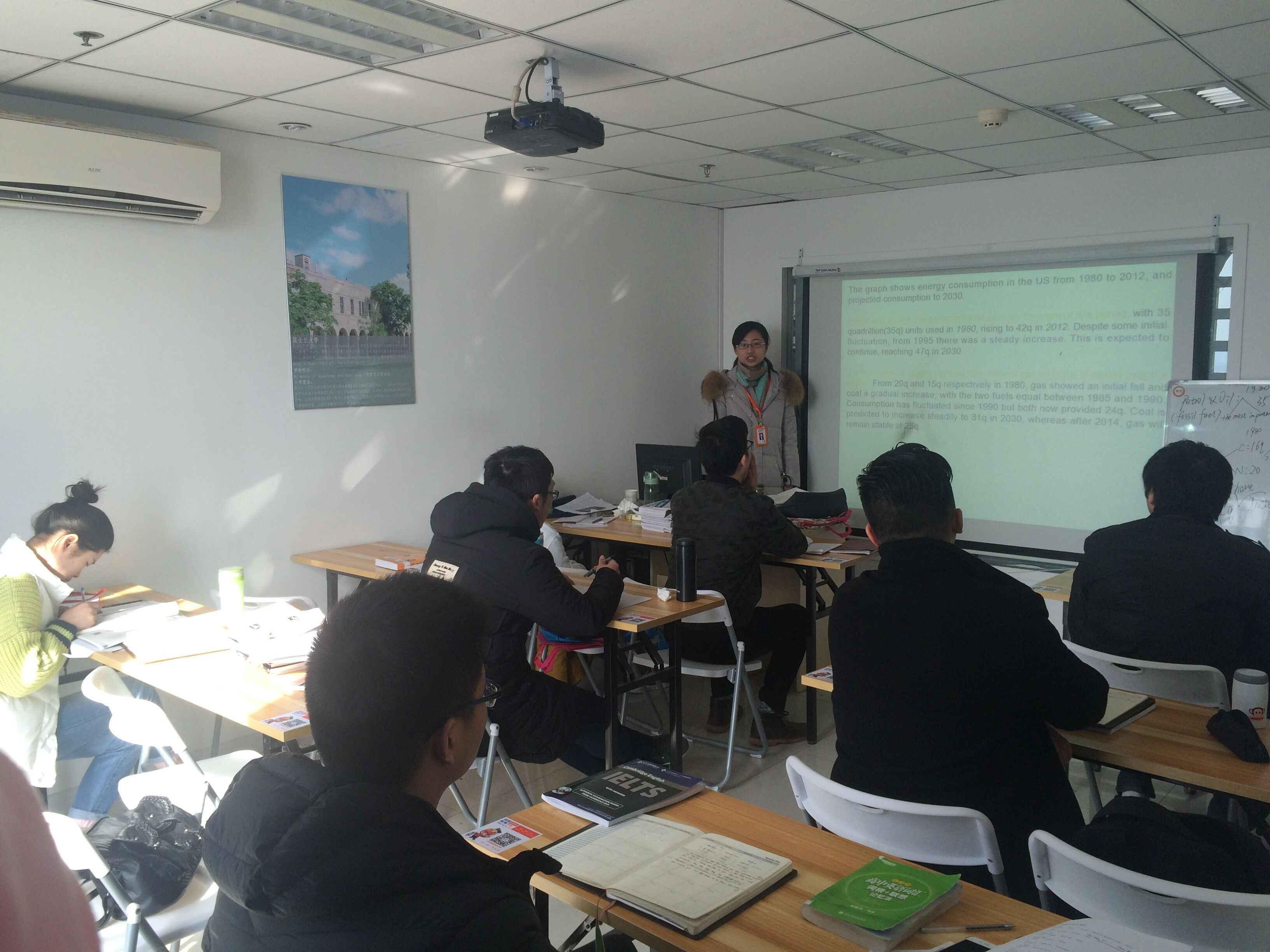 淮安市清江浦区环球雅思培训中心