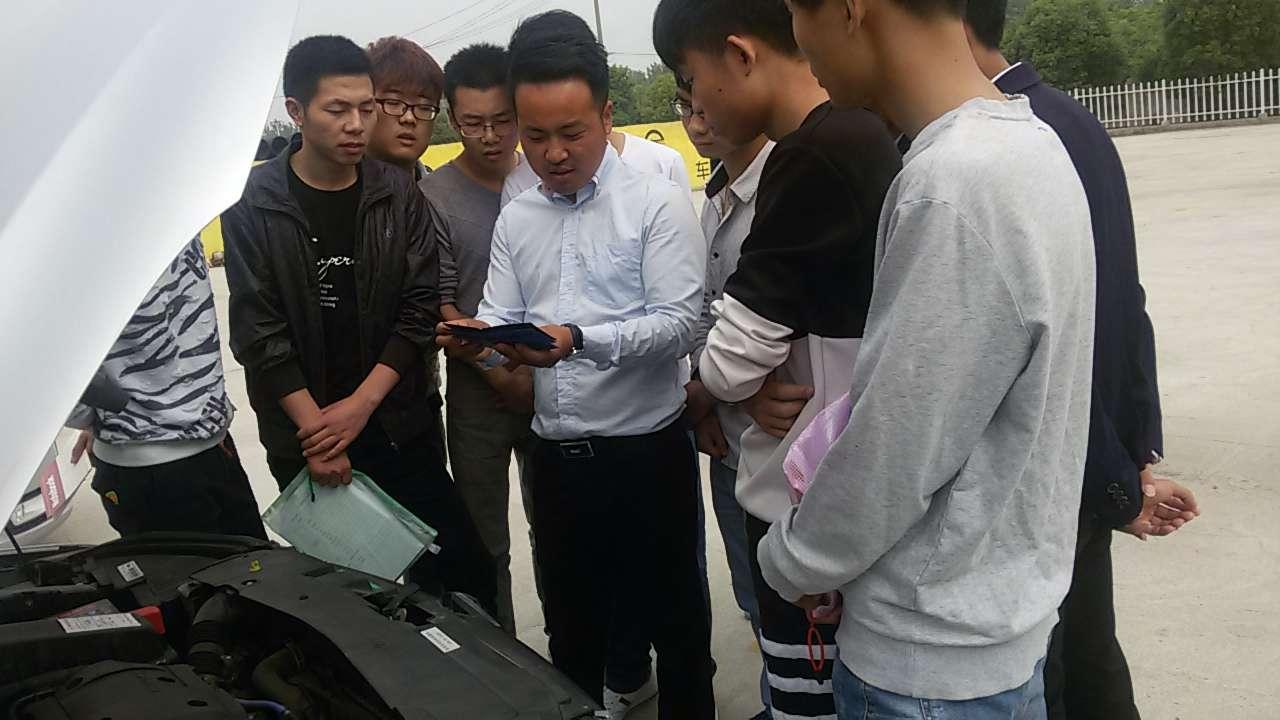 安徽小汽车维修培训学校