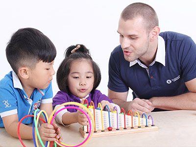 北京汉普森英语培训学校 幼儿英语外教课