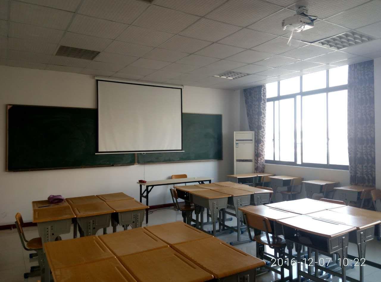 无锡博仁职业培训学校 授课教室