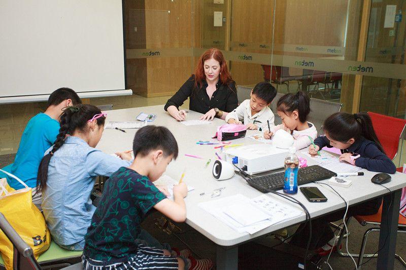 西安美联英语外教辅导
