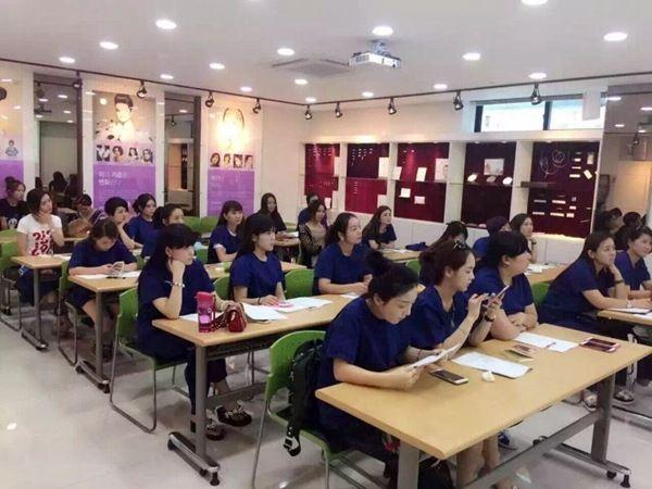 北京蝶蜕变美容培训中心 教室
