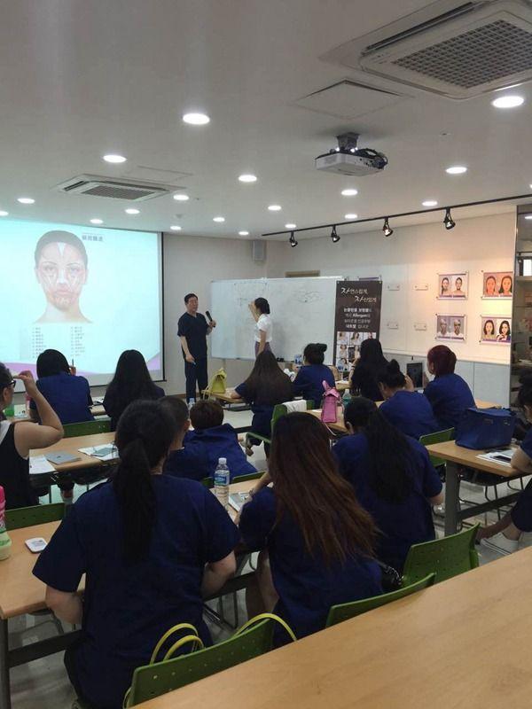 北京蝶蜕变美容培训中心 室内