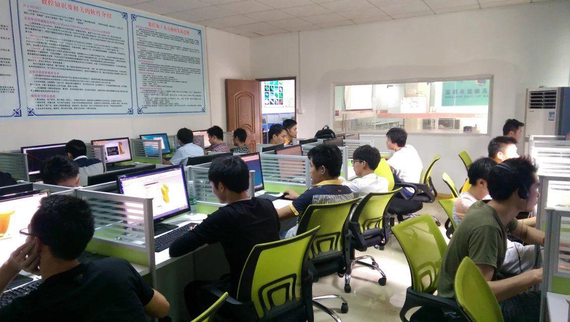 深圳cnc编程培训班,学多久,多少钱,待遇怎么样