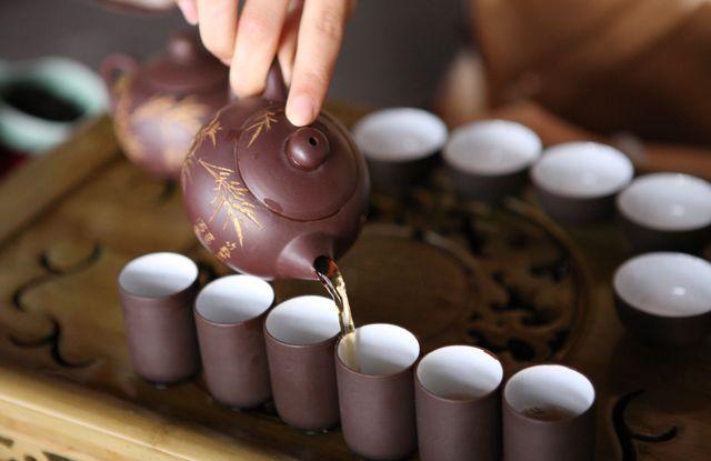 茶艺师专业培训课程开课中